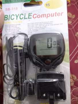 Bicycle speedometer  this products I just bought no more use..