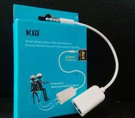 Spliter KIN 3.5mm Frequency