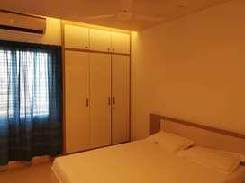 Beautiful 3 Bhk full furnished flat near Raiya Telephone Exchange
