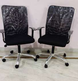 Brand New office chair Ergonomic Mesh Chair with Fixed arms