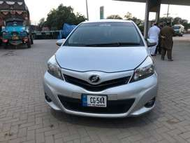 Toyota vitz 1.0, neat and clean Car, lifetime token paid, import 2014