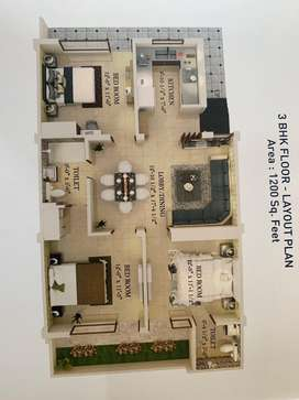3bhk luxury flats in mohali