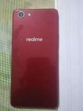 Realme 1 4gb 64 gb new condition...