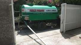 Jasa Kuras WC | Sedot Septic Tank Penuh | Atasi Toilet Mampet