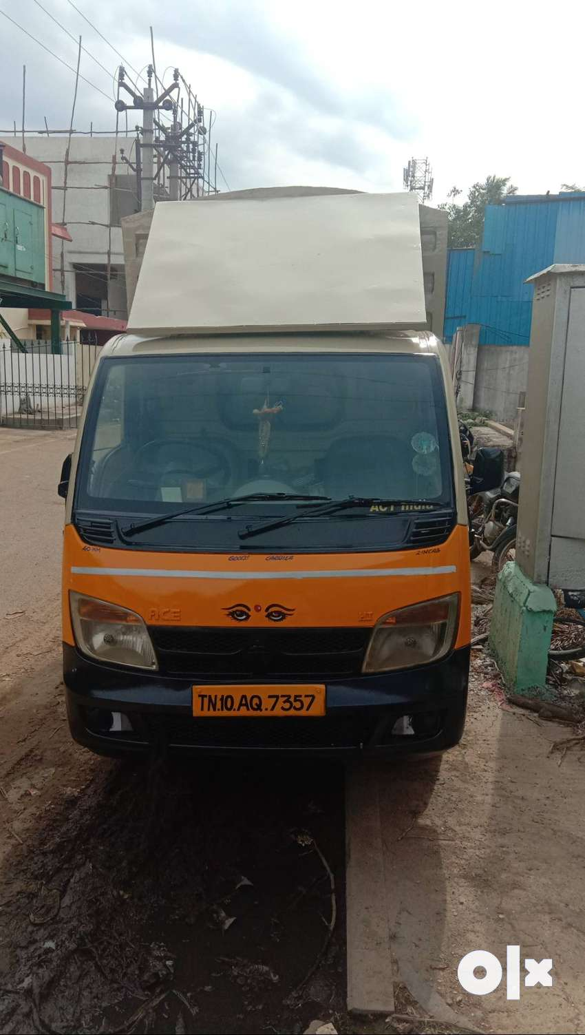 Tata ace closed body for sale 0