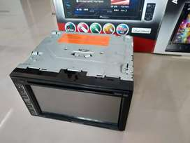 Head unit tape audio Pioneer AVH 1850dvd