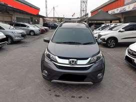 "Honda BRV E CVT A/T Thn 2017 Abu"" Metalik"