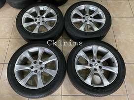 Oem Lexus R18 Ban 235/50 Innova,Camry,Alphard,Rush,Vellfire dll