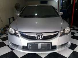 All new civic 1.8 matic 2010 taat pajak