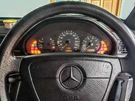 Mercedes benz w202 elegance c200 1996