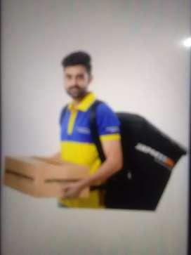 Delivery boy job for Dhaka,Motihari,Darbhanga and all over bihar