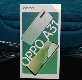 Oppo A31 4/128 Hijau Segel New