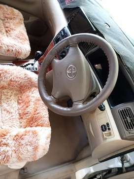 Toyota Altis like a brand new condition