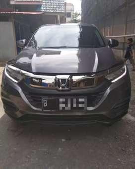 Honda HRV 1.5 SE (spesial edition) matic 2018 plat 2019