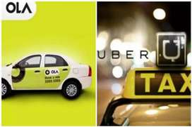 Driver required for OLA & UBER Salary ₹18 K