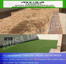 APPLY ARTIFICIAL GRASS ON YOUR NEWLY CONSTRUCTED HOME OR OFFICE
