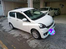 Daihatsu Mira 2015 available in good condition