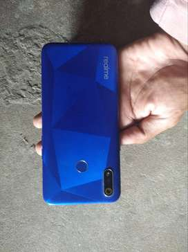 Realme 3i 3gb 32gb good condition 4 months old
