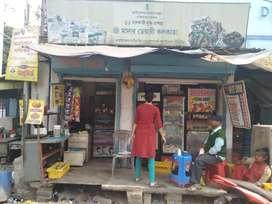 Mother dairy Kolkata shop at main road for sale
