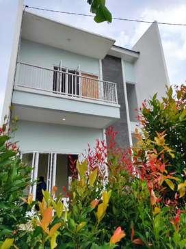 Rumah 2 lantai murah di Dekat Pondok Cabe