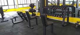 Gym setup for sale 200001/-