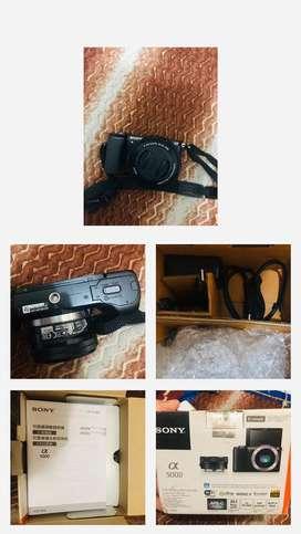 Kamera Mirrorless Sony a5000 e-Mount (Full-set)