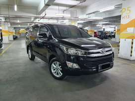 TOYOTA INNOVA V No G AT 2016 BLACK