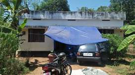 House for sale near chalakudy annanad with 15 cent land and 3 bhk