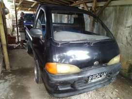 Mobil Daihatsu Zebra Pickup
