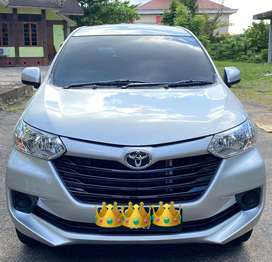 TOYOTA GRAND NEW AVANZA E MANUAL TH 2017 SILVER METALIK