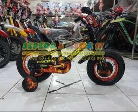 SEPEDA ANAK BMX 12 PACIFIC HOTSHOT