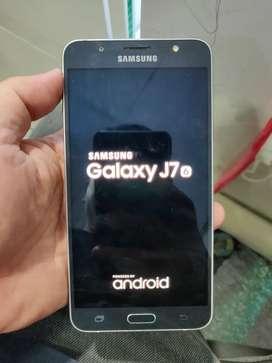 Samsung J7-6 ram 2/16gb