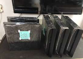 used ps4 model's ( PS4 FAT & PS4 SLIM ) used games also available