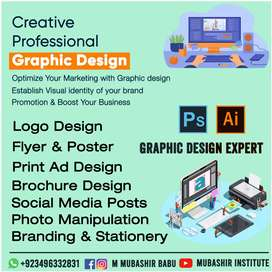 I am a graphic designer. And ms office
