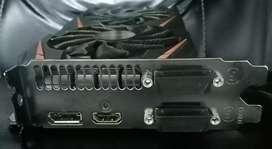 Gigabyte Gefore Gtx 1060 6Gb