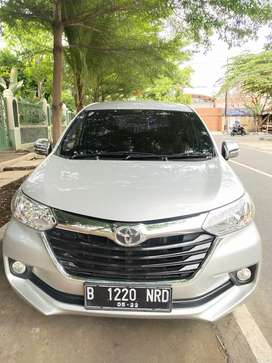Toyota Avanza G manual 2017
