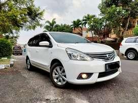 ANTIK!!! KM 30 rb an Nissan Livina XV 2014 nik 2013