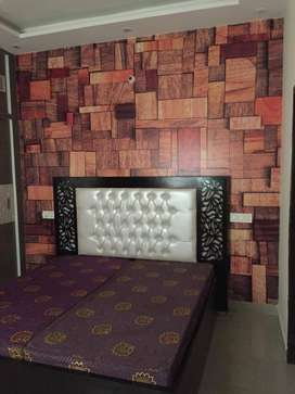 1BHK Fully Furnished LUXURIOUS Flats In Mohali