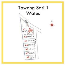 Promo 12 x BAYAR 0% Tanah Kavling Tawangsari SHMP