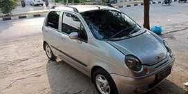 Chevrolet Spark 800Cc Thn 2003 M/T, Warna Silver Plat BL