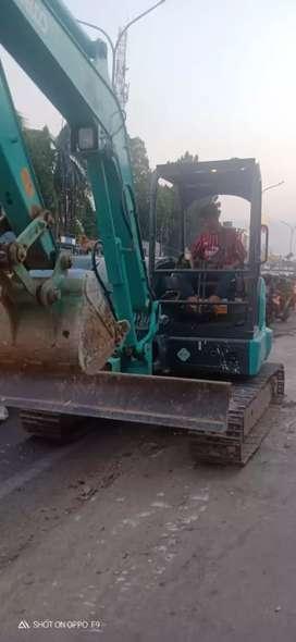 Sewa becko rental excavator pc75 doser wales stemper crane vibro