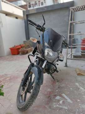 A well-maintained Bajaj Pulsar 150 in excellent condition for sale,