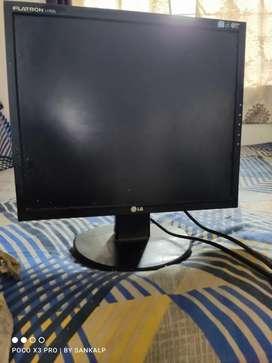 Computer Monitor Flatron L1752S