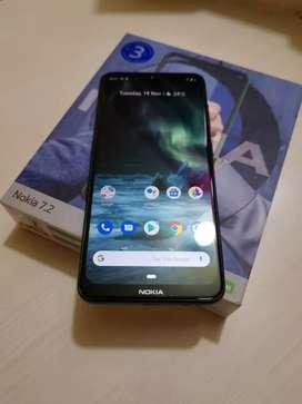 Nokia 7. 2  6gb version