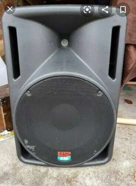 """DB Technologies Basic 400 .12""""Active speaker(made in italy)"""