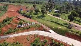 Jual tanah kavling NUANSA ALAM 2 di Bogor