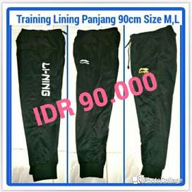New jogger training lining all size M-L badminton by ahardin