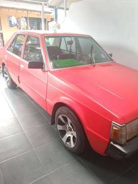 Dilepas Si Merah Lancer SL 1982 Impian