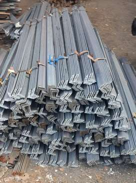 2inch / 2inch / 5mm angle iron 7ft hight