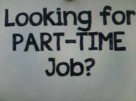 Part time job only evening